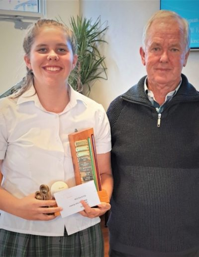 Ella - Best first year ladies bowler